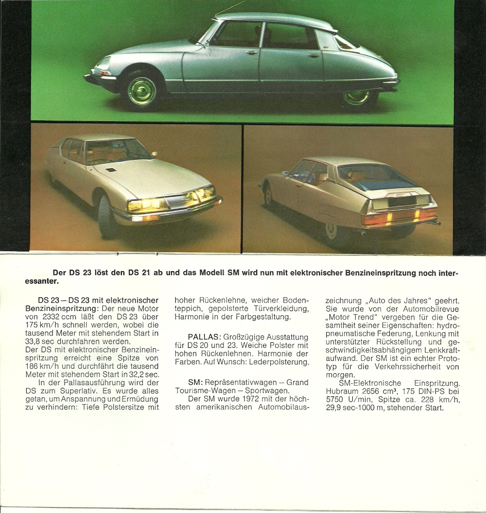 Catalogue citro n allemagne 1973 - Www simplymarket fr catalogue ...