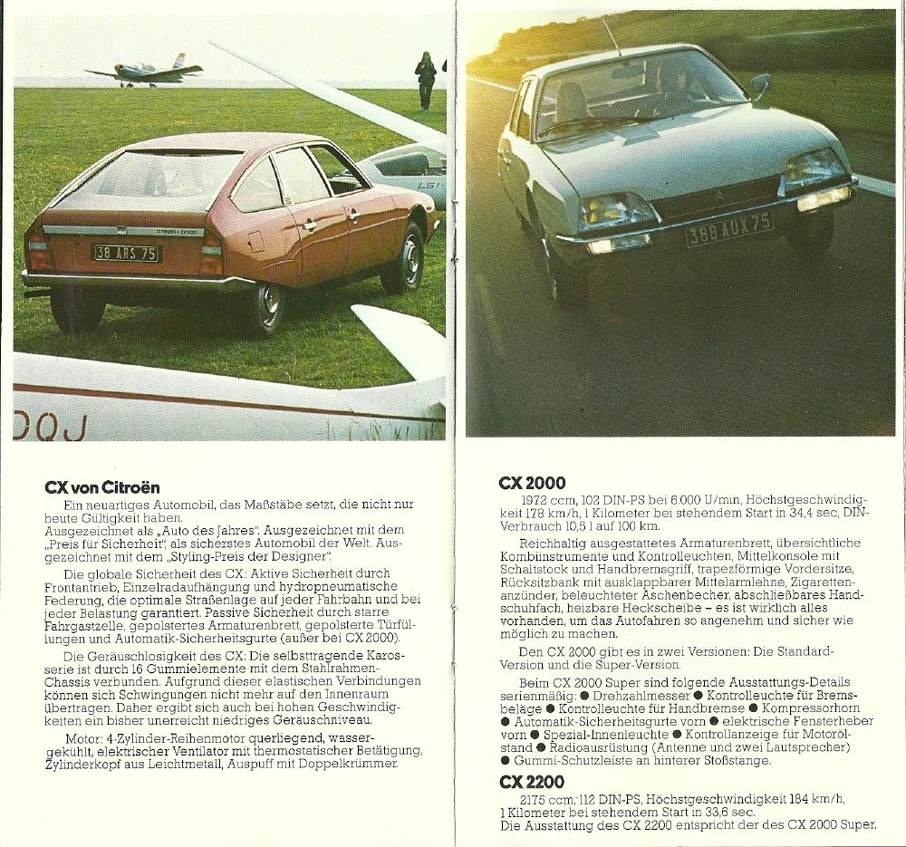 Catalogue citro n allemagne 1976 - Www simplymarket fr catalogue ...