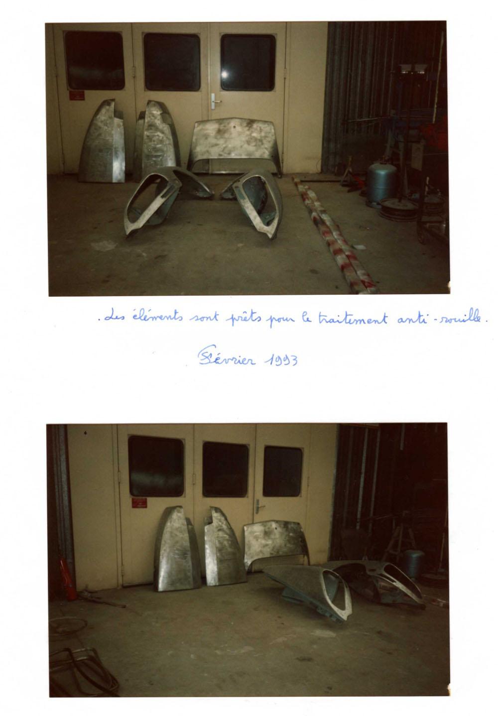 restauration de ma ds 23 ie. Black Bedroom Furniture Sets. Home Design Ideas
